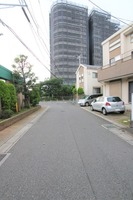 その他現地写真:前面道路